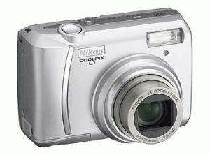 Nikon Coolpix L1 LP - 6,2 MP, 5x zoom