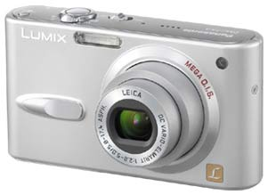 PANASONIC Lumix DMC-FX3