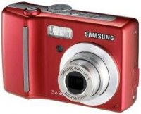 Samsung Digimax S630 Red