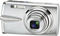 Olympus Mju 1020 Starry Silver Luxury Kit