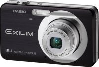Casio EXILIM Zoom EX-Z80 Black