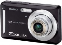 Casio EXILIM Zoom EX-Z9 Black